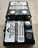 2X Ni-MH Battery Pack for Motorola Radio Walkie