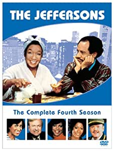 The Jeffersons - The Complete Fourth Season