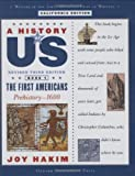 The First Americans, Joy Hakim, 0195182308