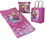 sleeping bag - Disney Frozen Slumber Tote with Pillow Toy