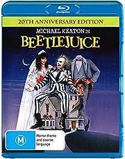Beetlejuice (20th Anniversary Edition) (Blu-ray)