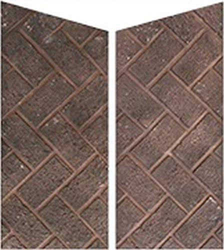 Modern Flames HFPN-RH Red Herringbone Brick Side (Includes 2 Panels)