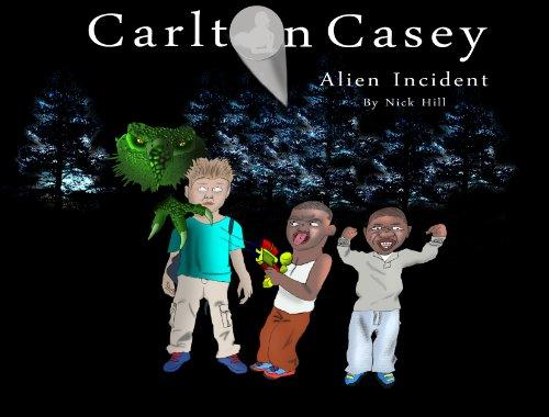 Carlton Casey & The Alien Incident