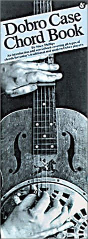 Dobro Case Chord Book: Compact Reference Library Dobro Book