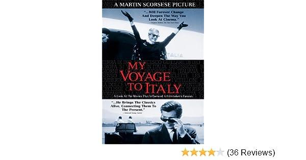 Amazon com: MY VOYAGE TO ITALY: Movies & TV