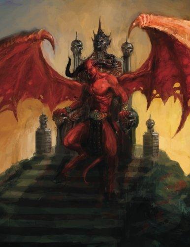 King of Demons Blank Sketchbook (Fantasy Two 150 Blank-Sketch