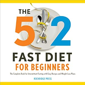 The 5:2 Fast Diet for Beginners Audiobook