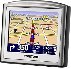 tomtom one 3rd edition 3 5 inch portable gps. Black Bedroom Furniture Sets. Home Design Ideas