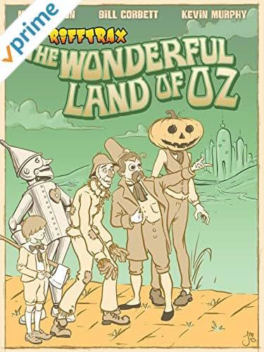 RiffTrax: Wonderful Land of Oz