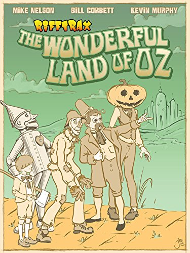 RiffTrax: Wonderful Land of Oz (Bug Long Stink)