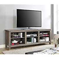 Janes Gallerie 70 Essentials TV Stand - Driftwood