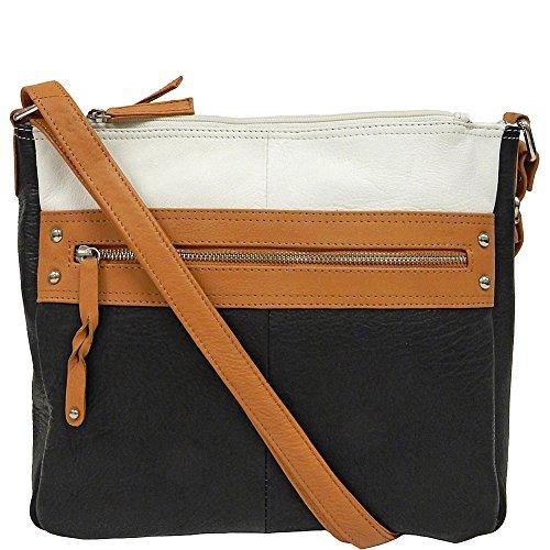 great-american-leatherworks-braid-accents-crossbody-black-white