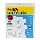 RTG33117 - Laser Printable Index Tabs