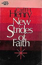 New strides of faith, (Moody evangelical focus)