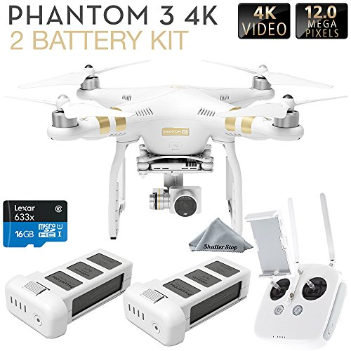 DJI-Phantom-3-4K-Quadcopter-Aircraft-with-3-Axis-Gimbal-and-4k-Camera-Dual-Battery-Kit