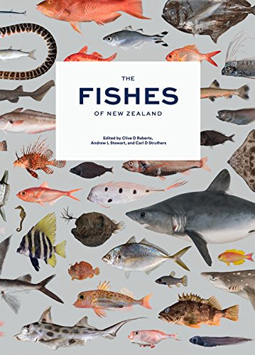 The Fishes of New Zealand (Shark Zealand New)