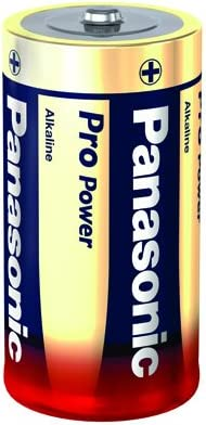 Panasonic Pro Power Alkali Batterie Elektronik