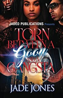 Book Cover: Torn Between a Goon and a Gangsta