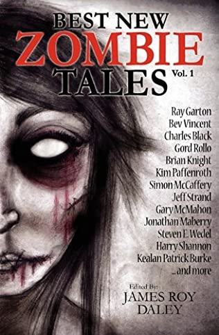 book cover of Best New Zombie Tales Volume 1