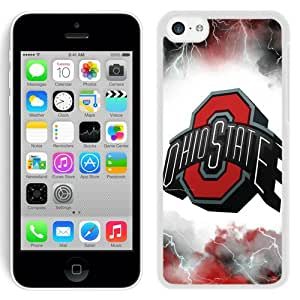Ncaa Big Ten Conference Football Ohio State Buckeyes 36 (2) Popular Sale iPhone 5C Custom Phone Case
