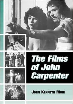 Book The Films of John Carpenter