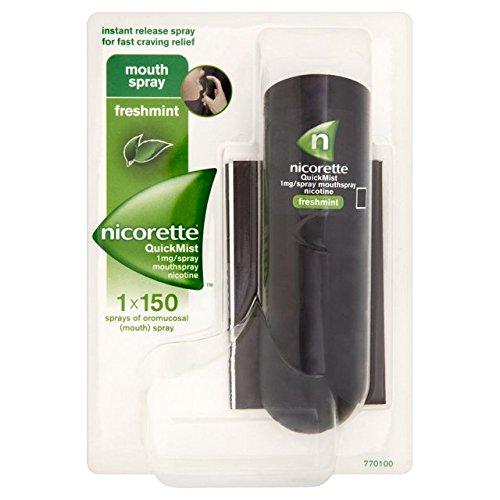 Nicorette QuickMist Mundspray 13ml Mint 1 mg