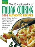 The Encyclopedia of Italian Cooking, Reader's Digest Editors, 076210340X