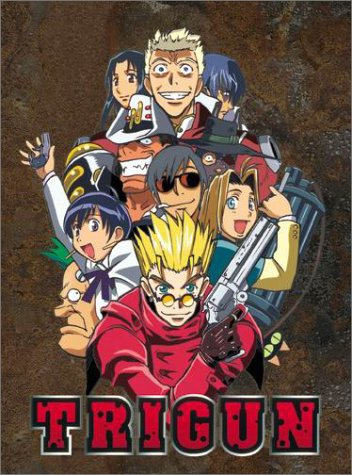 Trigun - The Complete Box Set (Limited Edition) by Geneon [Pioneer]