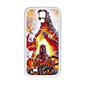 Malcolm Monster World Cell Phone Case for Samsung Galaxy S4
