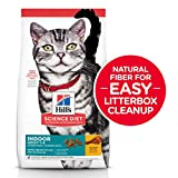 Hill's Science Diet Adult Indoor Cat Food - Chicken Recipe Dry Cat Food - 15.5 lb Bag