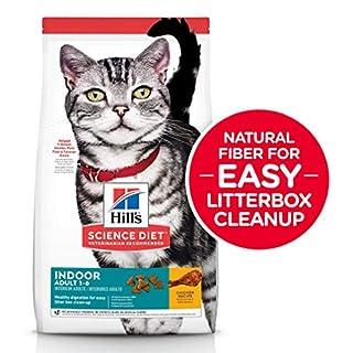 Hill's Science Diet Dry Cat Food, Adult, Indoor, Chicken Recipe 3.5 lb Bag, Model:5532