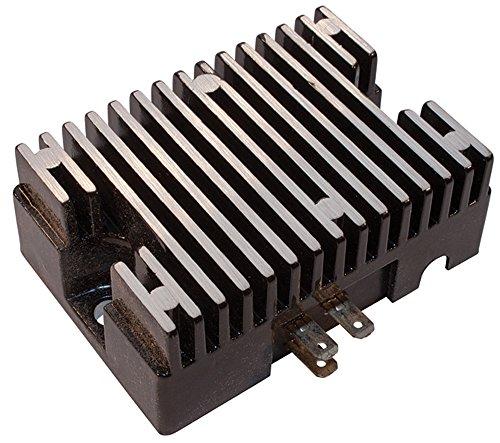 (Stens 435-024 Voltage Regulator, Replaces Kohler: 237335, 25 403 22-S, 4403 06-S, 12 Negative Volts, 3 Terminals (2 Over, Under))