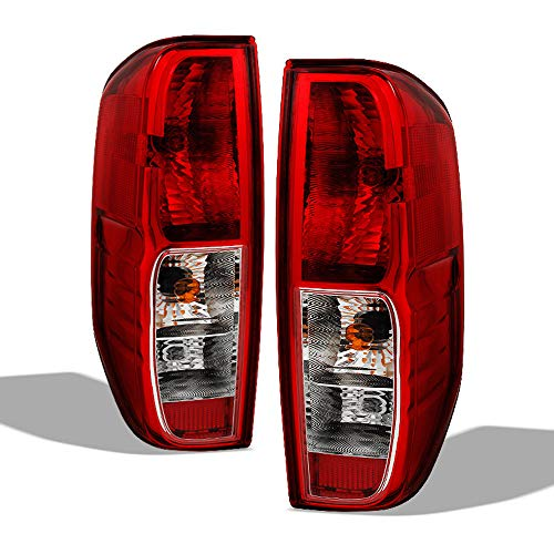 2005 nissan frontier tail lights - 2