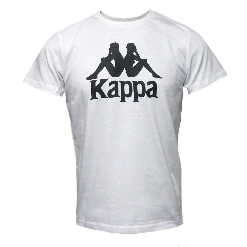 Kappa Mens Authentic Estessi Classic Crew Neck T-Shirt