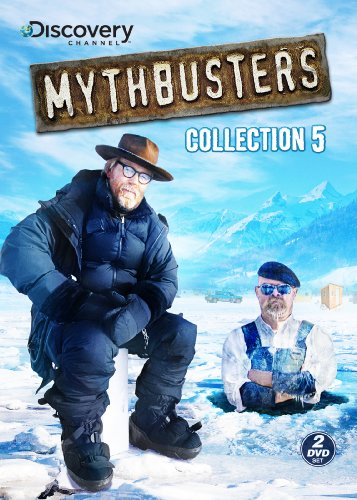 Mythbusters: Collection 5 by Discovery - Gaiam