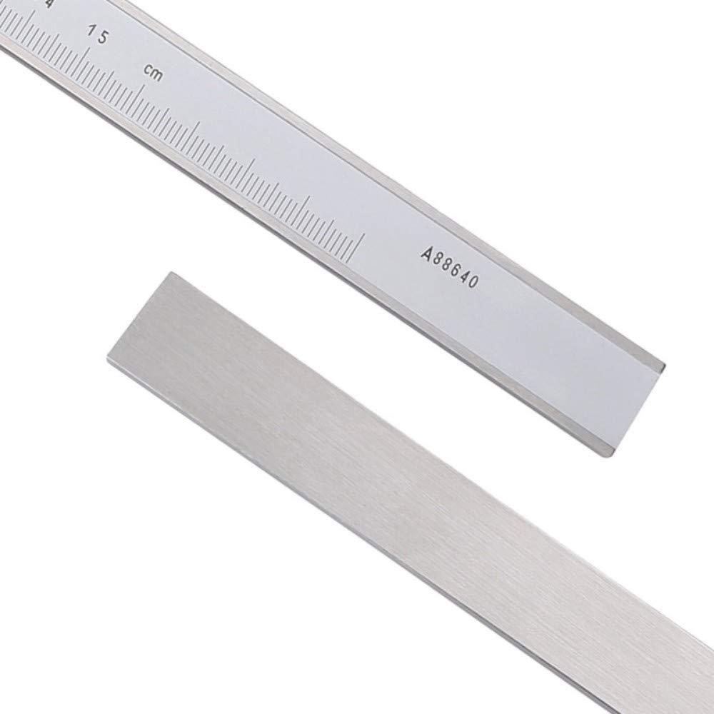 Inside Groove Vernier Caliper 9-150mm//0.02 Stainless Inner Steel Calipers 2 Claw