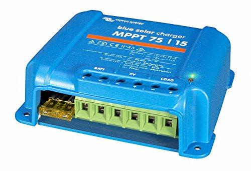 Premium set VICTRON regolatore di carica MPPT 75//10/per camper incluso Solara tetto durchfuehrung DD1