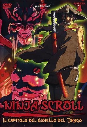Amazon.com: Ninja scroll - Il capitolo del Gioiello del ...