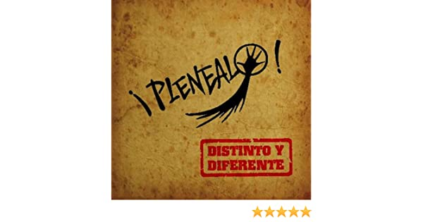 plenealo distinto y diferente