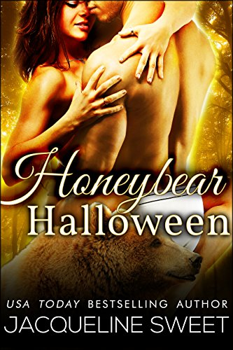 Honeybear Halloween (BWWM Paranormal BBW Bear Shifter Romance) (Bearfield Book 3) (Halloween College Stories)