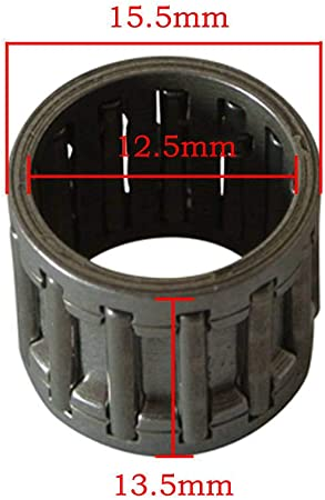 6pcs Clutch Needle Bearing For husqvarna 55 350 353 357 359 445 450 455 460 new