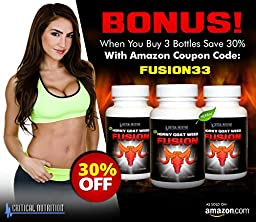 Horny Goat Weed Fusion 1000 mg with Yohimbe & Asian Ginseng (60 Capsules)