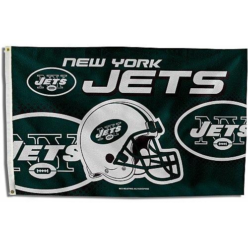 NFL Banner Flag NFL Team: New York Jets