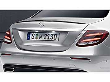 Amazon Fr W213 Mercedes Classe E Berline Limo De Coffre Becquet De