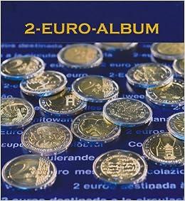 Münzalbum Für 2 Eur Euro Gedenkmünzen Aller Euroländer Bd 2