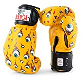 YOKKAO Shocker Muay Thai Boxing Gloves Breathable