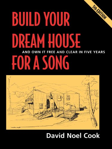 David noel cook author profile news books and speaking for Build your own dream house online