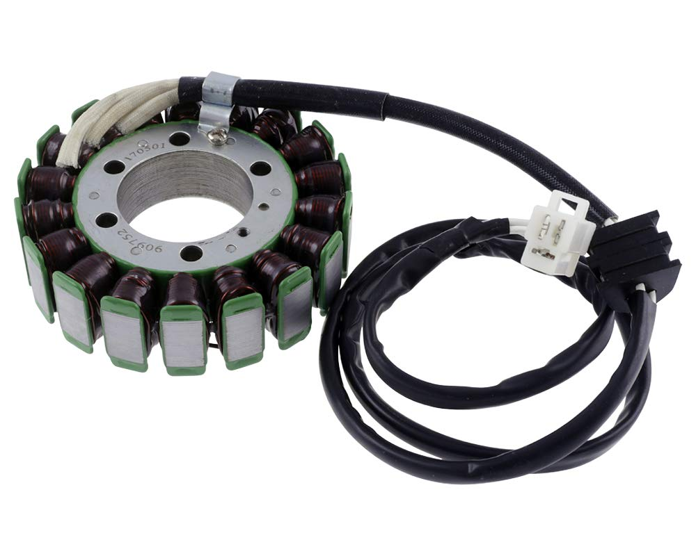 46,3 kw Lichtmaschine//Stator f/ür Yamaha XV 1600 A Wild Star 5JA5 VP081 2000 63 PS
