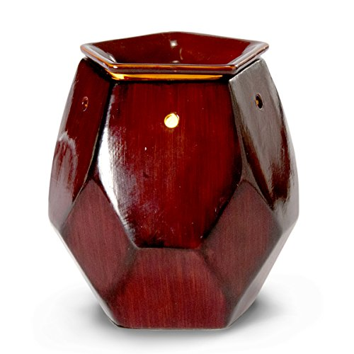 Symmetry Electric Scented Candle Wax Warmer - Decorative ...