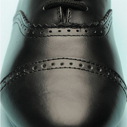 Kids Mädchen Classic Schule smart Skipton Schuhe Schuhe Schwarz